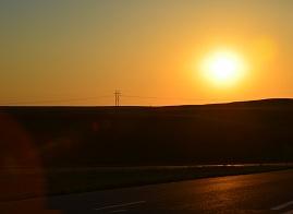 ash - sunrise
