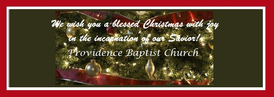 PBC Christmas - Merry Christmas