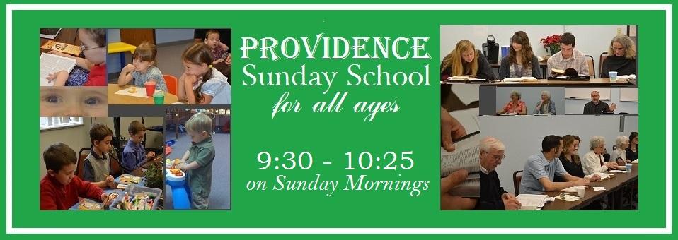 PBC Sunday School - Summer