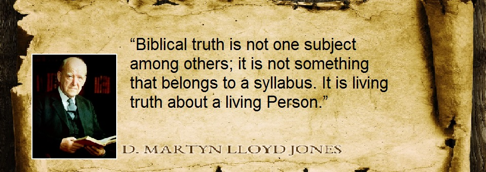 Lloyd Jones Quote